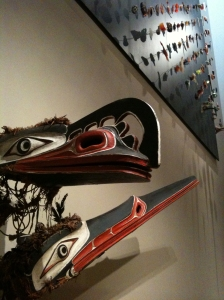 An amazing Native American art collection awaits visitors.