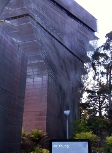 A day at the de Young Museum.