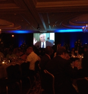 Colin Powell video for SRA.