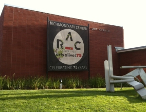The Richmond Art Center has been supporting creativity since 1935.
