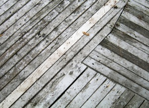 More patterns of wood.