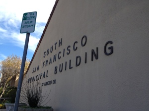 South San Francisco Municipal Building.