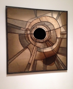 Lee Bontecou Untitled is beyond words...