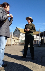 Ranger Wendy tells all.