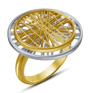 Axis, gold ring.